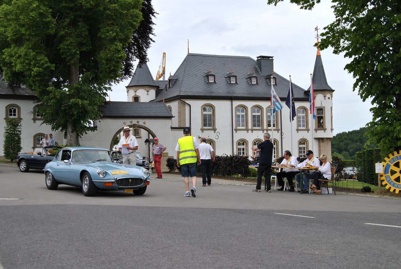 Rotary Castle Tour 2015 20150628